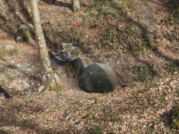 Kamene kugle u Zavidovićima